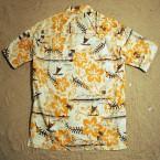 Blomster skjorte fra Hawaii